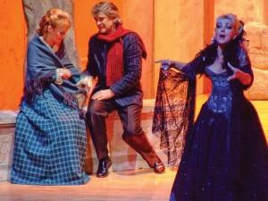 Teatro Lirico D'Europa performing La Boheme